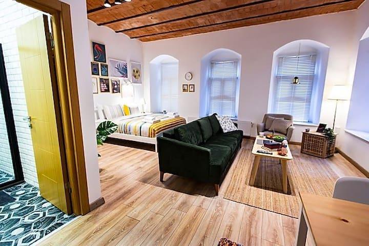 Nice Studio Apartment at City Center Galata