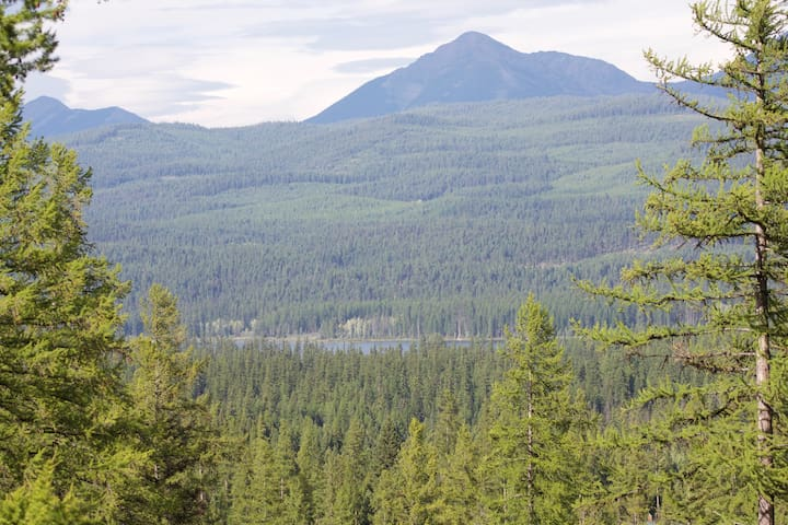 Million Dollar Views - Seeley Lake - House