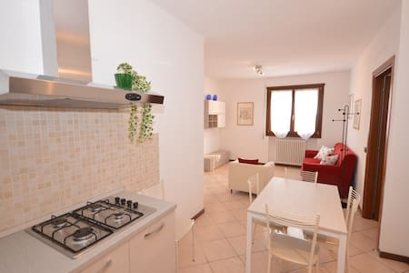 Comfortable two bedrooms apartment 5 single beds - Montecchio Maggiore-Alte Ceccato