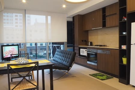 1 BR Apartment right in the heart of South Yarra - South Yarra