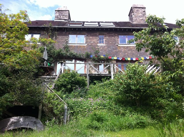 Creative and peaceful artist's home on Dartmoor - Ashburton - Huis