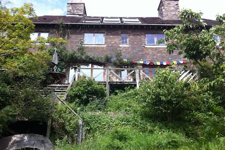 Creative and peaceful artist's home on Dartmoor - Ashburton - Haus