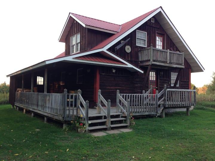 Maki House at Palmquist Farm