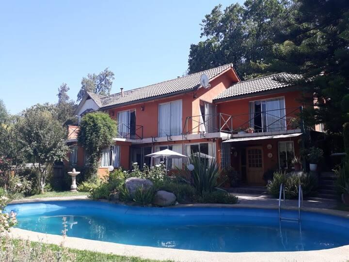 Linda casa en Las Vertientes, San José de Maipo