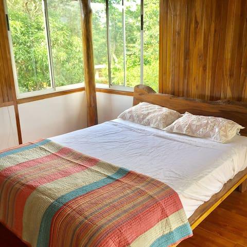 Casa Kaiki - Canopy Room - Playa Avellanas - Bed & Breakfast