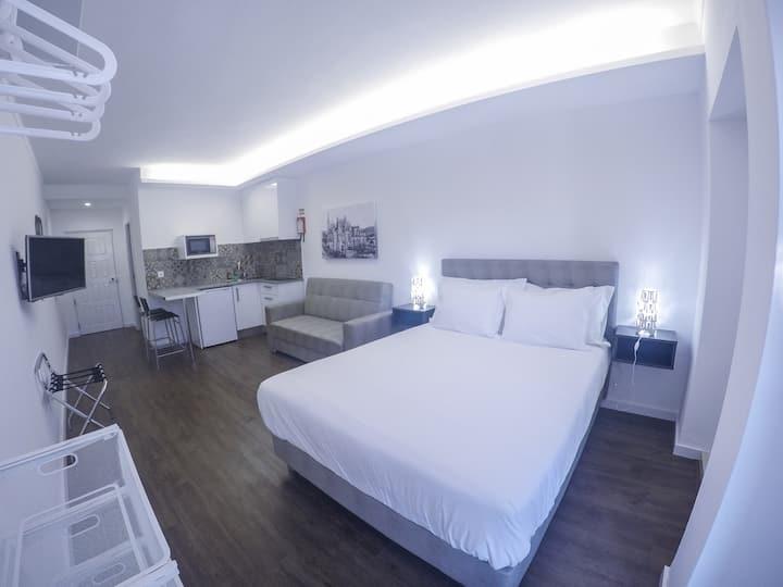 Mosteiro View - Apartamento 2 - Vista Vila