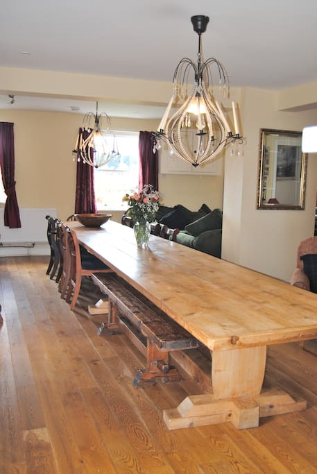 19ft Dining Table!!
