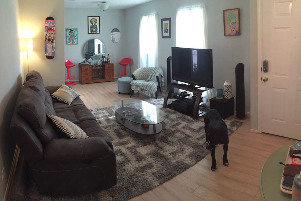 Living Room (pup not included)