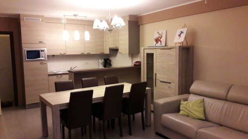 Logement entier à De Panne - La Panne - Apartment