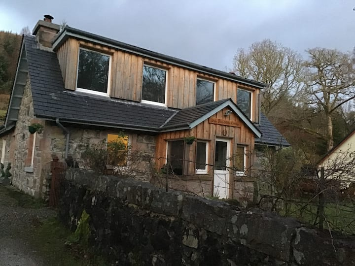 The Olde post office cottage invergarry