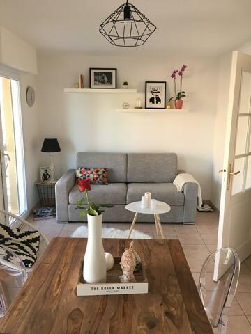 Studio cosy au calme - Saint-Raphaël - Appartement