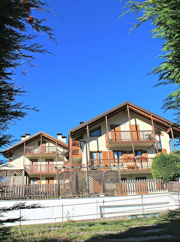 Posizione centrale,a due passi dal lago di Serraia - Baselga di Piné