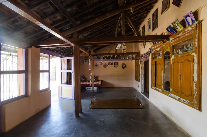 Shantiben's Homestay! - Bakutra - Casa