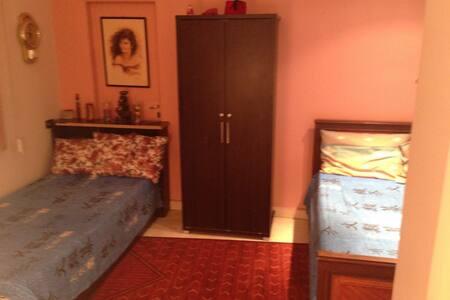 Private  1 BR flat in Mohandssen , - Kairó