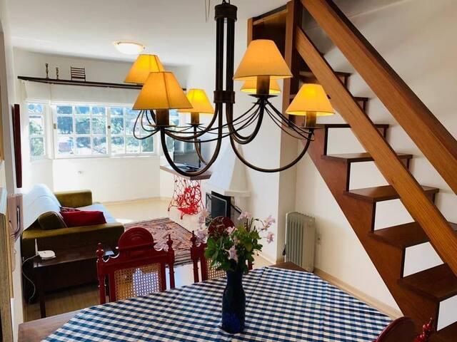 Apartamento aconchegante em Canela com lareira