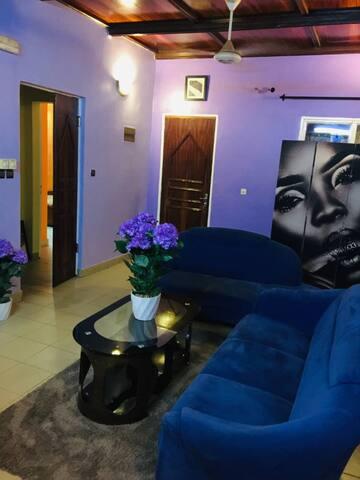 Villa toutes commodites Ouaga