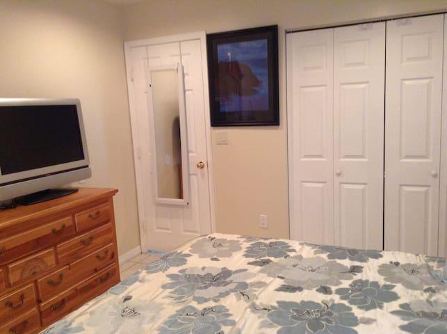 Comfortable Room near the Fl. Turnpike and Keys - Cutler Bay - House