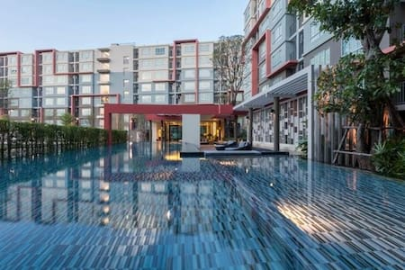 Comfy room in Central of Phuket - Kathu - Apartment - 1