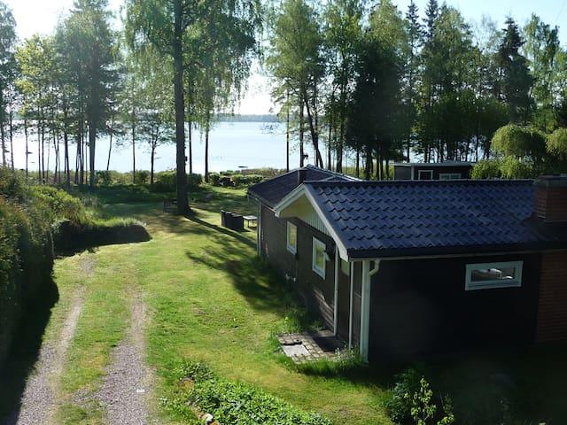 Seeblick,Natur pur,Erholung,Sauna mit Seeblick