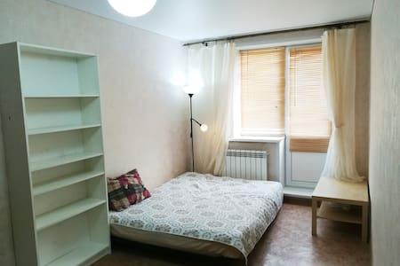 Чистая, тёплая и светлая квартира