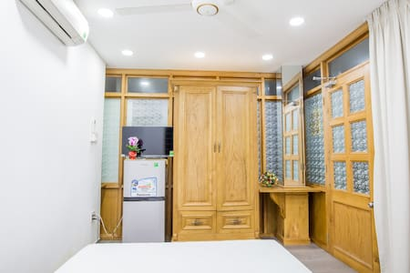 Beautiful Private room in Downtown Saigon - Ho-Chi-Minh-Stadt - Apartment-Hotel