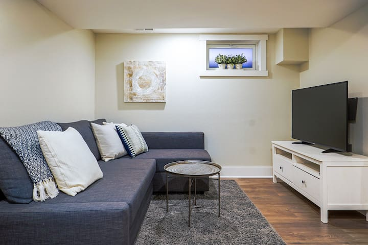 Brand NEW private suite in the heart of Denver