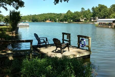 Cozy paradise on Lake Thunderbird