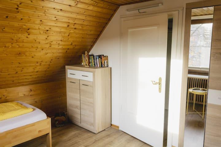 Ferienhaus Hexenhaus, (Arnsberg), Hexenhaus, 89qm, 2 Schlafzimmer, max. 5 Personen