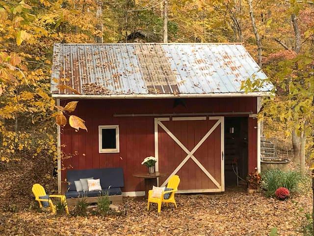 The Loft at Smoking Oak Farm