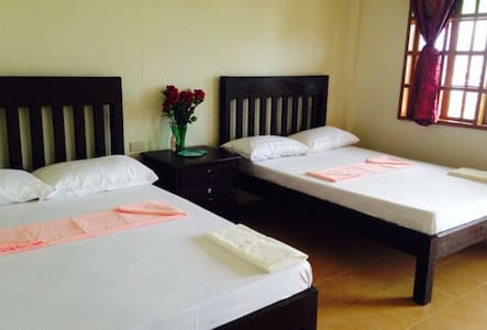 Comfy private room -Mati - Mati - Bed & Breakfast