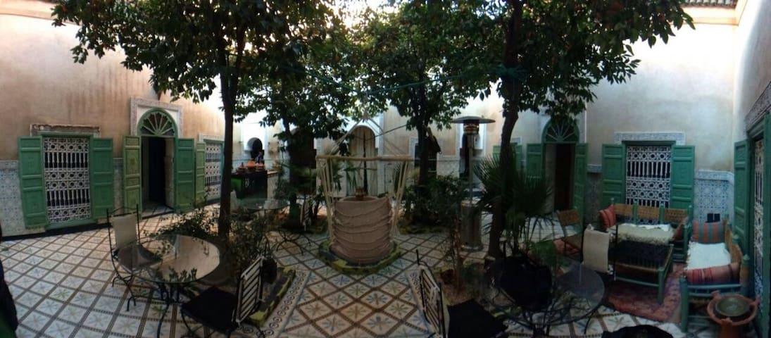 Riad Bouchouari - Marrakesh - Departamento