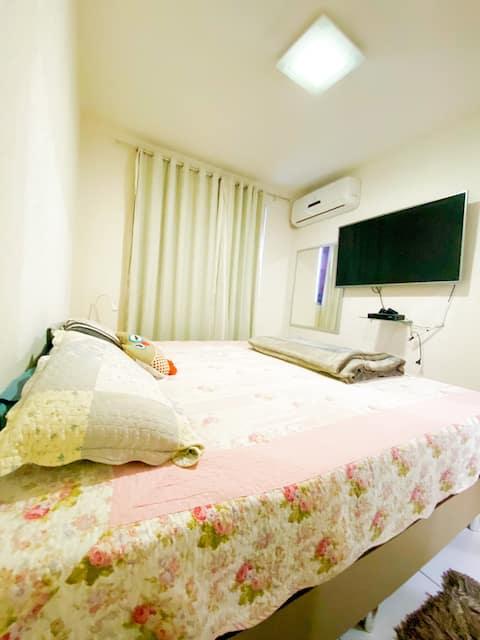 Apartamento no condomínio Vida Nova (COM PET)