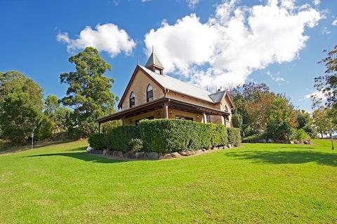 The Chapel Clarendon Forest Retreat