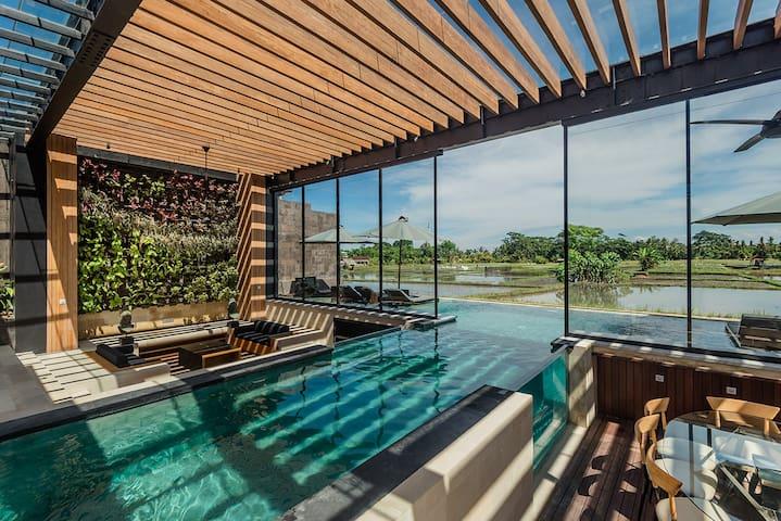Dream designer villa 4bed with infinity pool