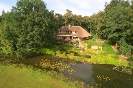 Stay at beautiful spot in Ommen - Ommen - Wikt i opierunek