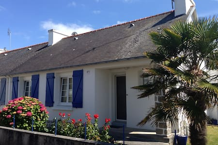 Holidays near seaside (Brittany) - Loctudy - 独立屋