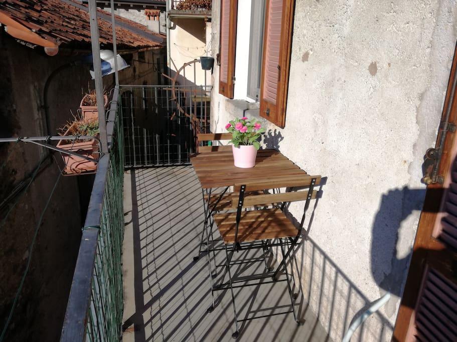 Balcone dominante