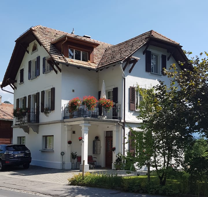 Weisses Haus - Parterre