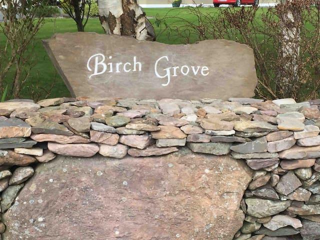 Birch Grove Apartment