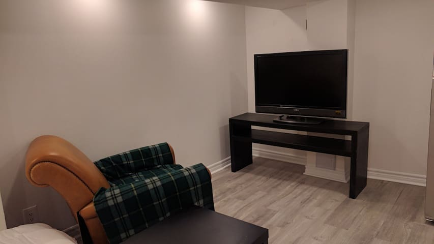 Newly Renovated Bachelor Pad Near Coxwell Station!