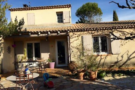 villa avec piscine en Provence - Vedène - Villa