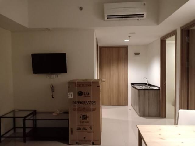 Disewakan Apartemen Bogor Icon tipe 2 Bedroom