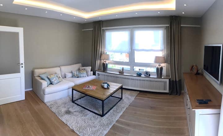 Cozy apartment close to the city center!