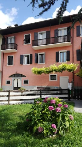 new apartments two bedroom balcony lake view - Mezzolago - Apartamento