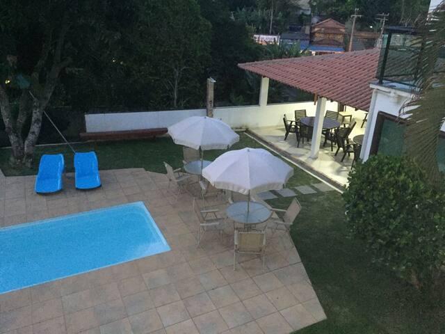 Geribá Beach: En-suite no. 8 (Adults: 2, Child: 0) - 阿爾馬桑多斯布齊奧斯 - 獨棟