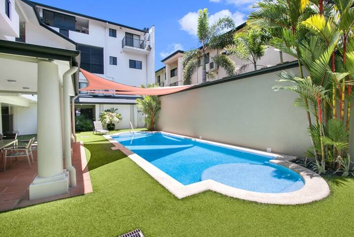 Private bedroom at the heart of Cairns City - Cairns City - Daire