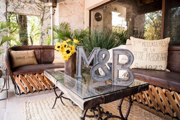 Rancho María y Bernardo B&B - Bungalow Cabernet