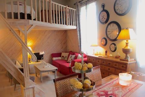 charming apartment in Beaulieu sur Mer