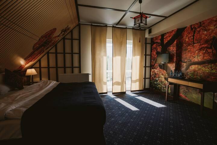 Pokój Kyoto dla czterech osób