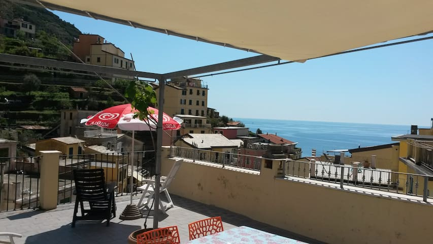 Rivusmaior - Flat with sunny terraces -